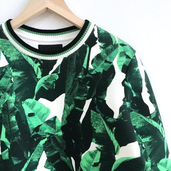 500 Maison Cinqcent Tropical Sweater - Small